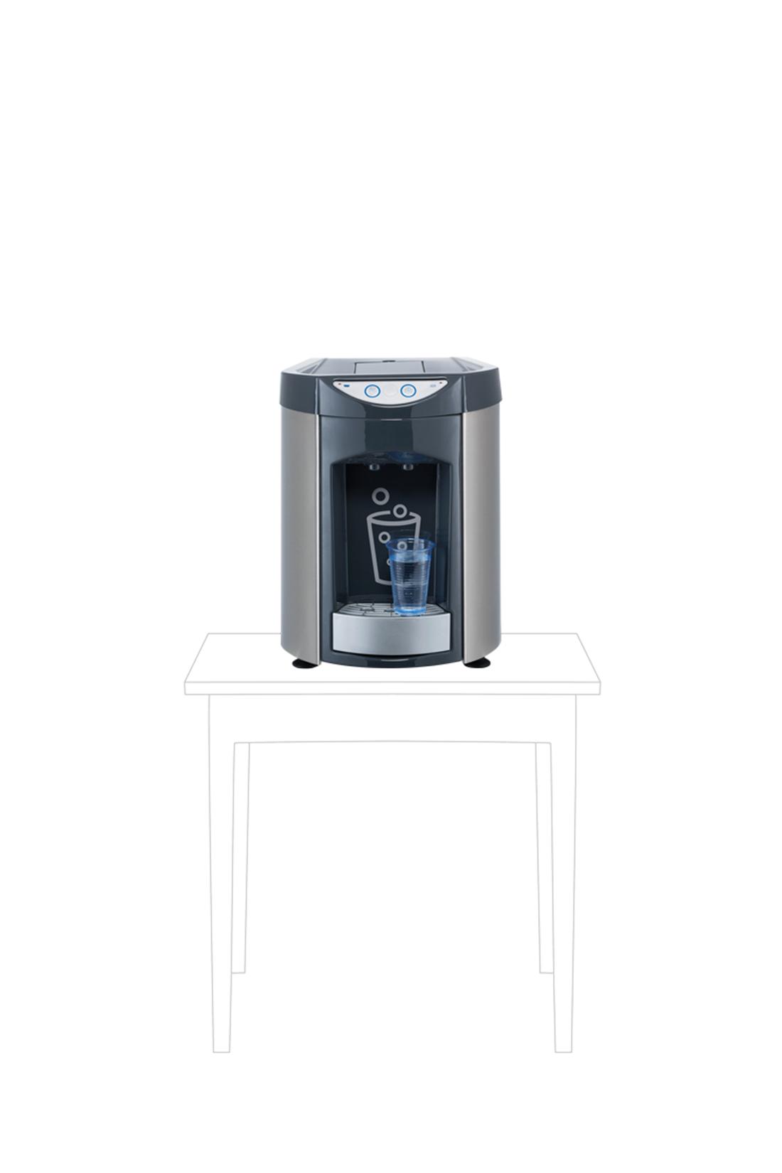 Evopure-Leidingwaterkoeler-Tafelmodel