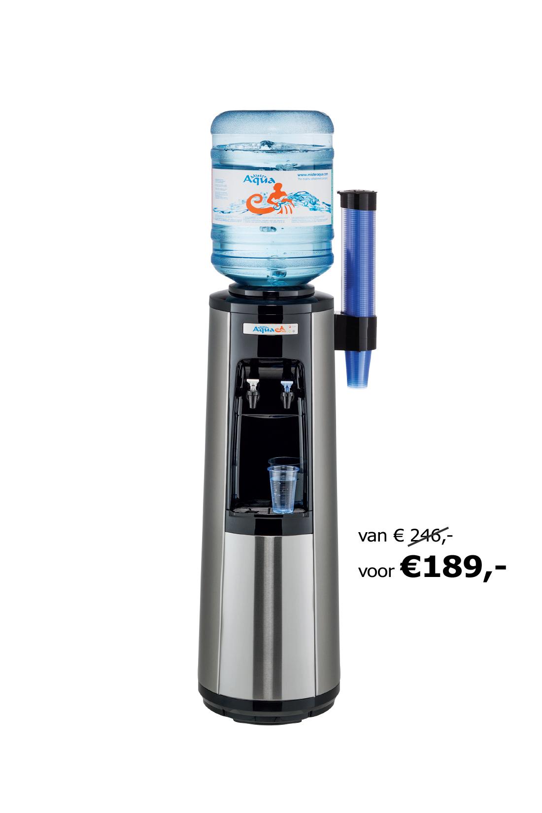 Ocean-flessenwaterkoeler