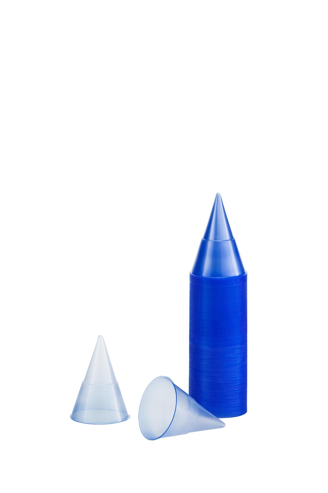 plastic-puntbekers