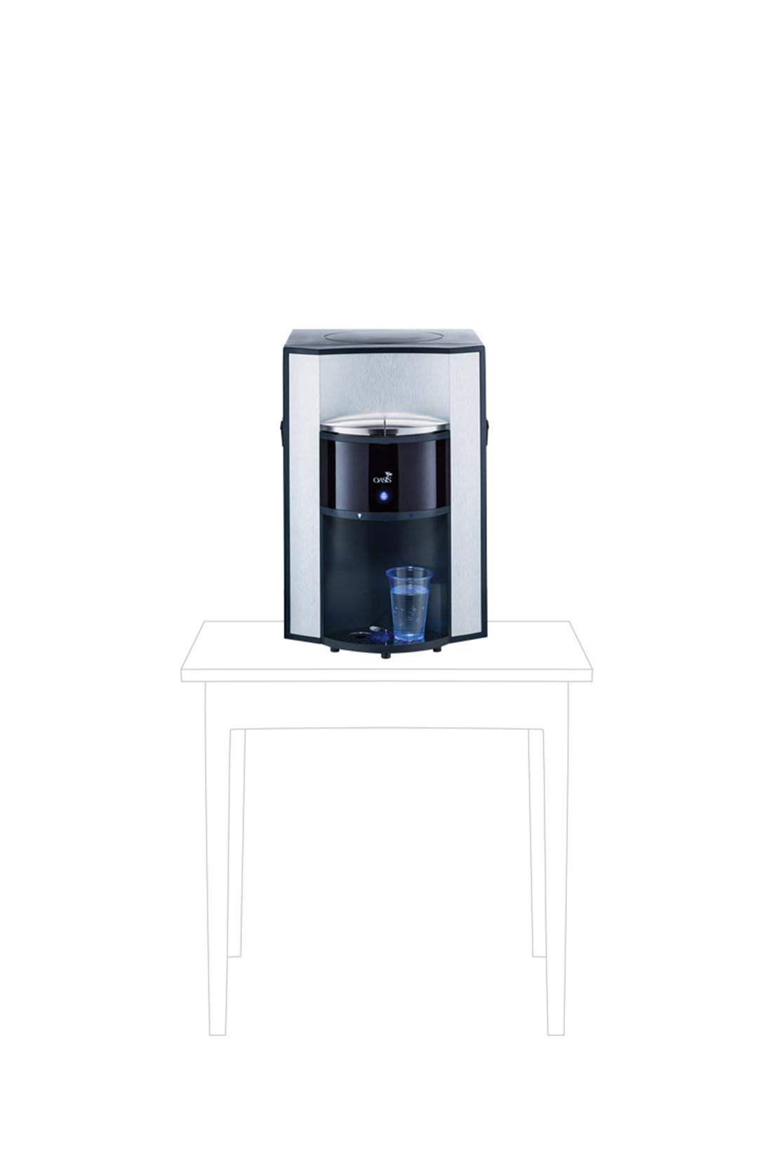 Evopure-flessenwaterkoeler