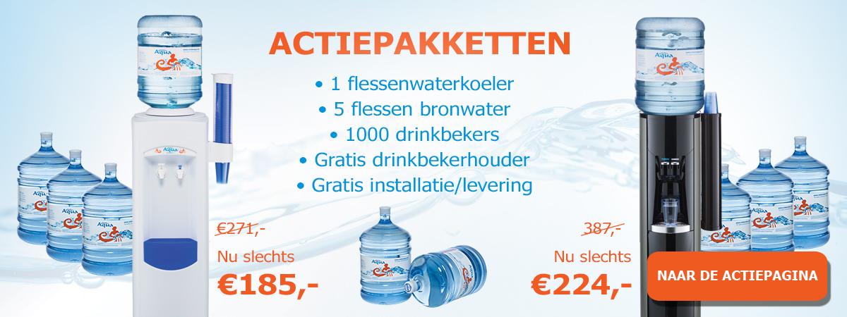 Actiepakketten Mister Aqua