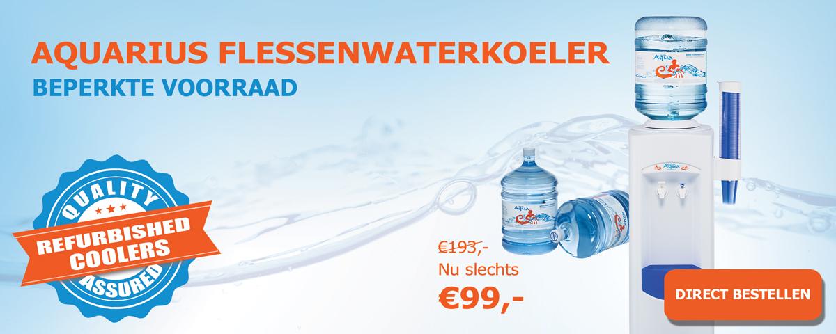 Aquarius refurbished flessenwaterkoeler