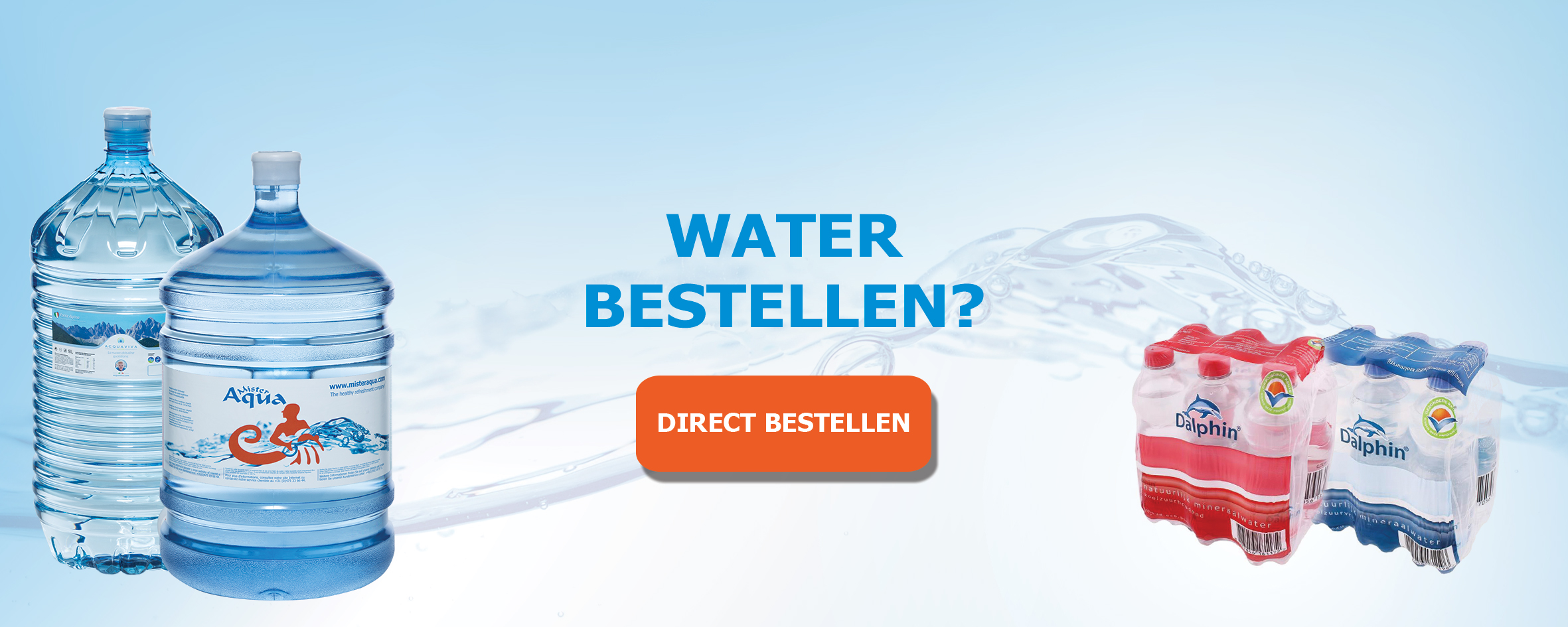 Water-bestellen