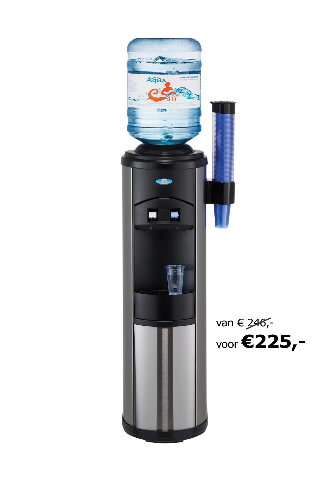 Quartz-flessenwaterkoeler